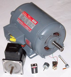 Electric motor wikipedia the free encyclopedia for 1 2 hp induction motor