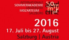 Internationale Sommerakademie 2016